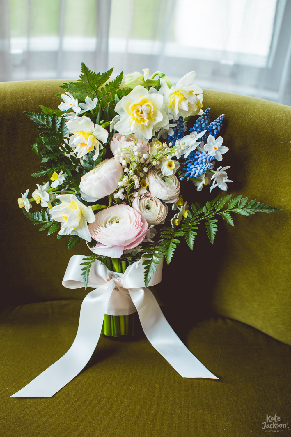 Isherwood & Co Spring Bouquet at Blackfriars Priory Gloucester