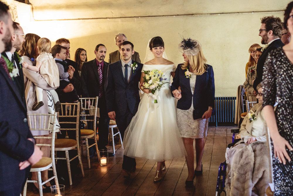 Boho Bride | Blackfriars Priory Gloucester Wedding Photography