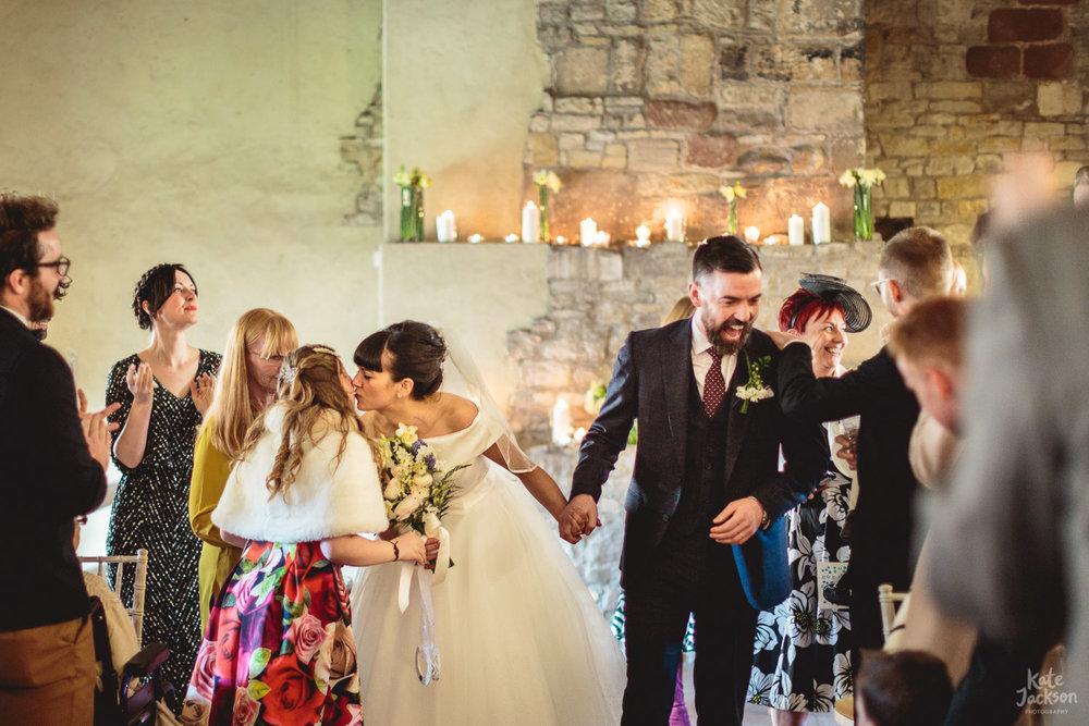 Boho Couple | Blackfriars Priory Gloucester Wedding Photography