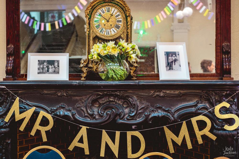 Quirky DIY wedding ideas | The Bond Birmingham