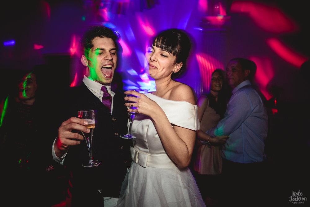 The Bond Company Wedding Photo