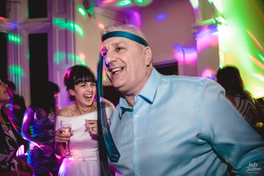Fun Wedding Photos at The Bond