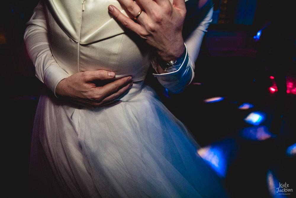 The Bond Birmingham Wedding Dance Photos
