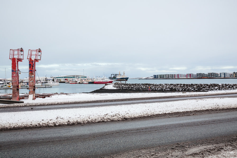 Iceland Travel Photography - Harbour