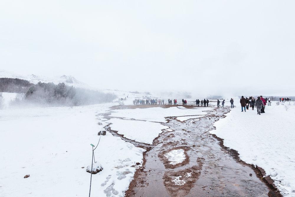 Iceland Travel Photography - Geysers