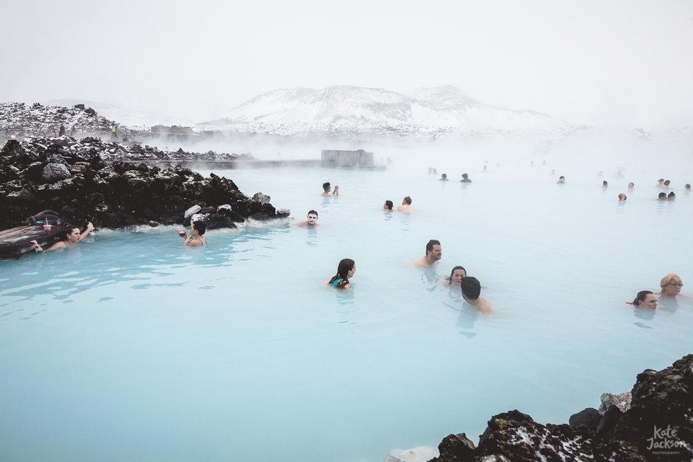 Iceland Travel Photography - Blue Lagoon