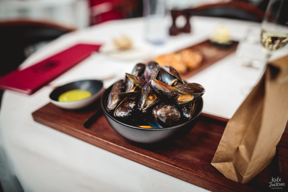 Iceland Travel Photography - Blue Lagoon Mussels