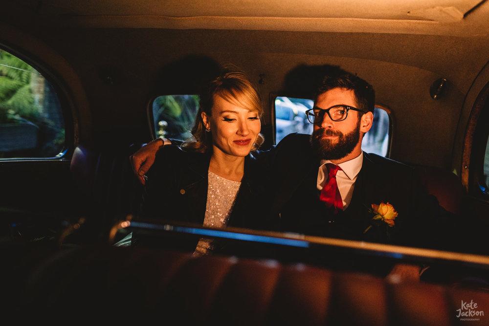 Clapton Country Club Urban Wedding
