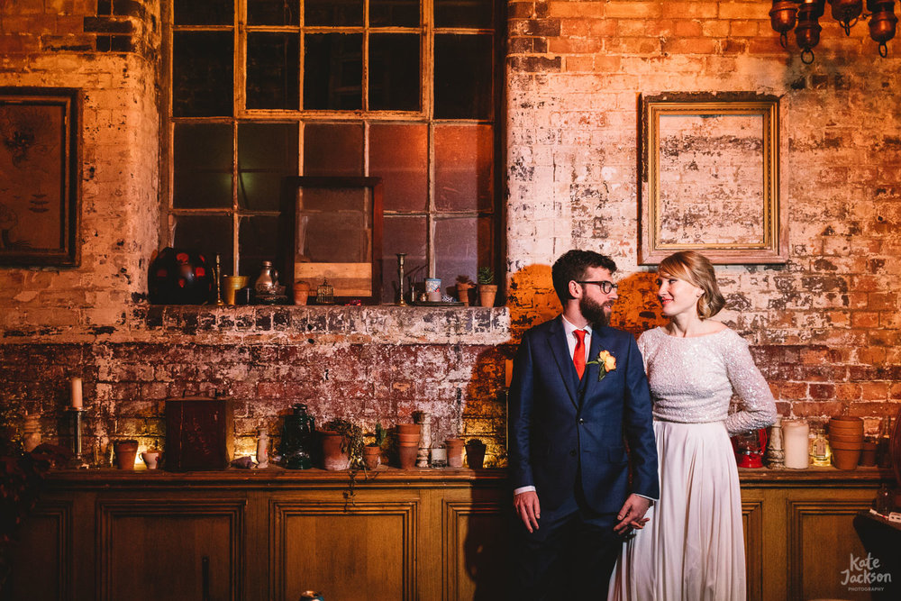 Opium room in Clapton Country Club Wedding Photographer
