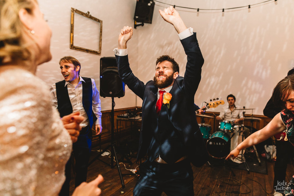 Clapton Country Club Wedding Party