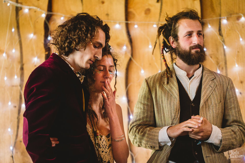 Alternative Humanist Wedding Ceremony in Scotland | Kate Jackson Photography