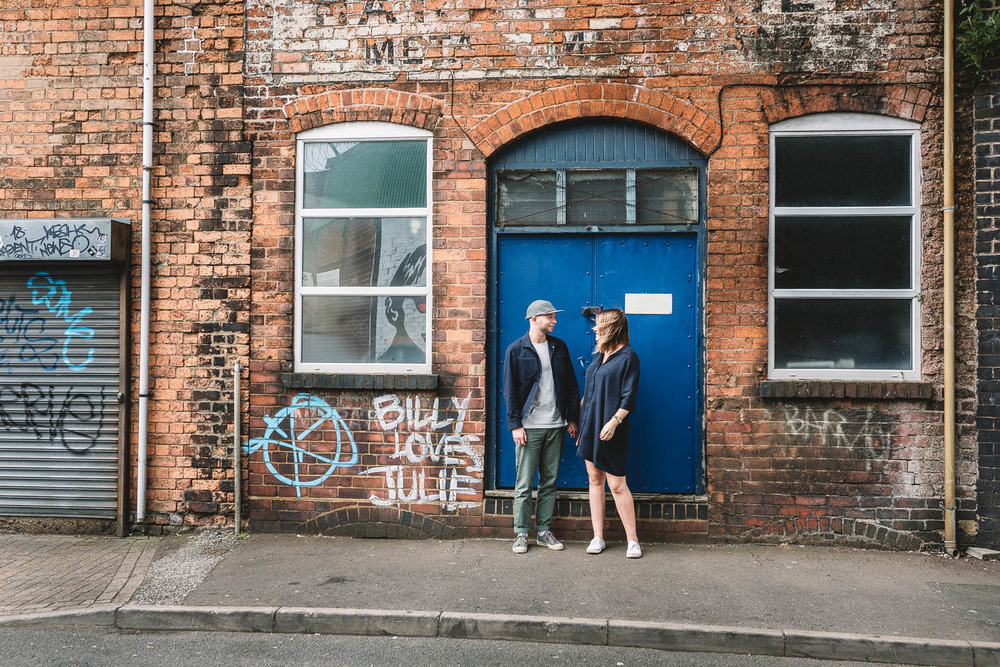 Fazeley Studios Alternative Wedding Photography
