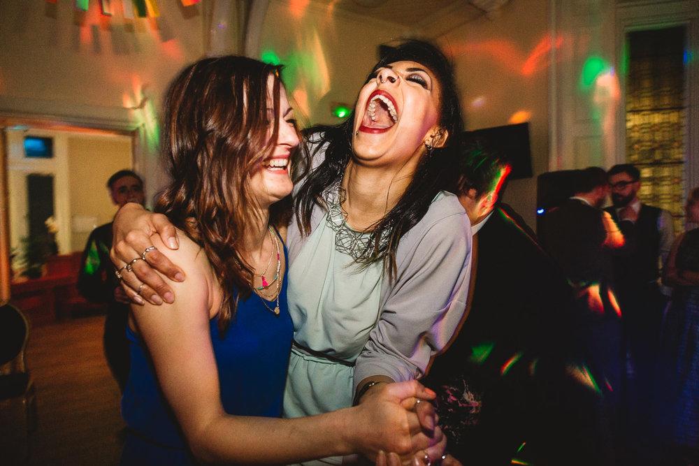 Super Fun Wedding Party Birmingham The Bond