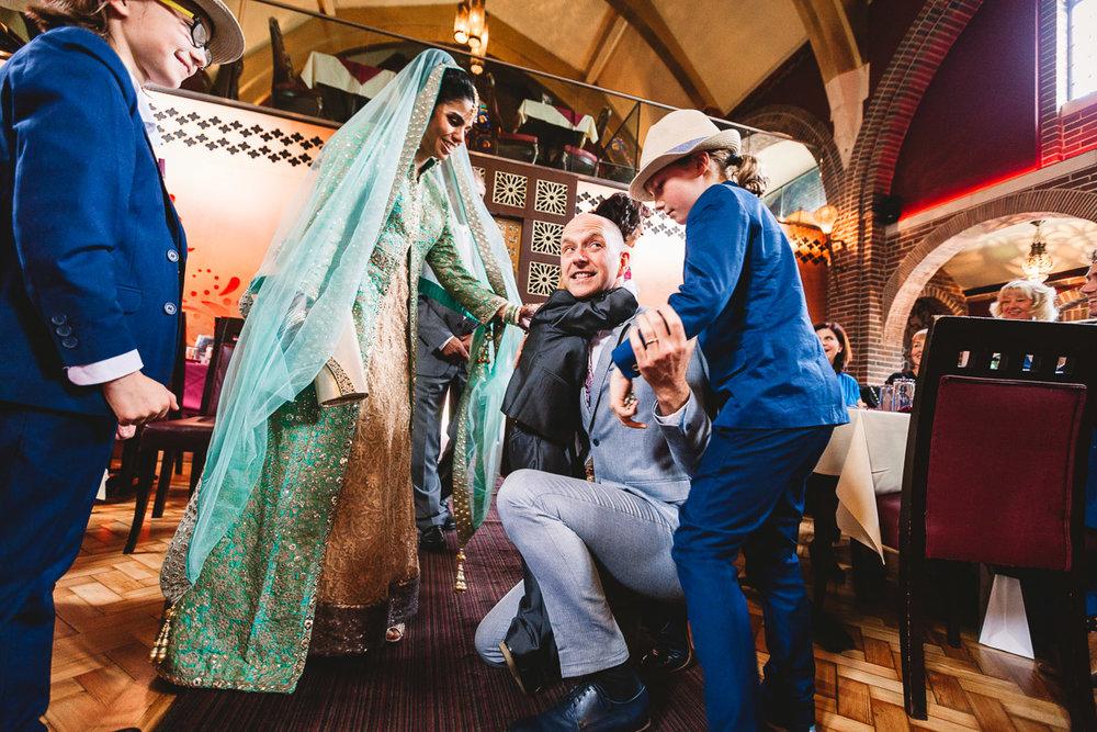 Birmingham Documentary Wedding Photographer
