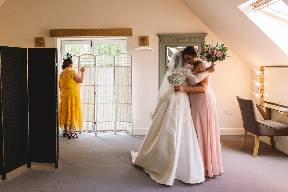 Documentary Wedding Photography Hyde Barn Cotswolds