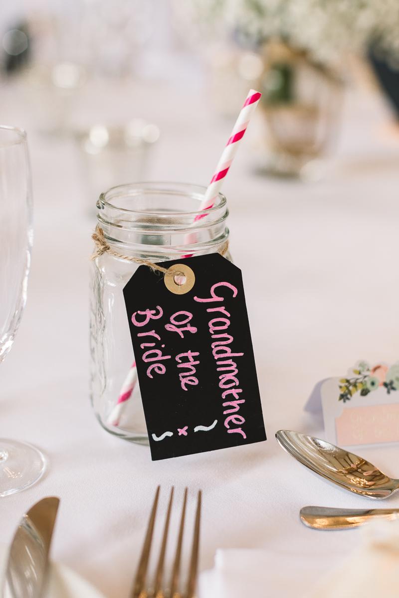 Photo of reusable DIY tumbler eco wedding ideas