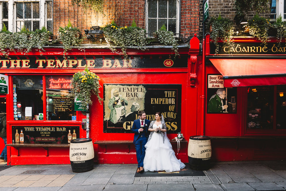 Shropshire Pub Wedding Photography