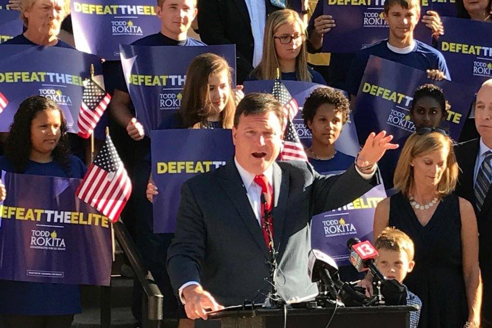 Congressman Todd Rokita