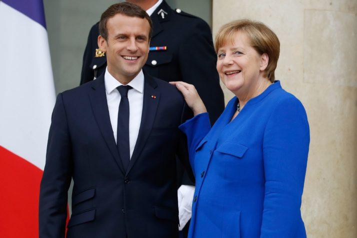 Photo by Patrick Kovarik/AFP