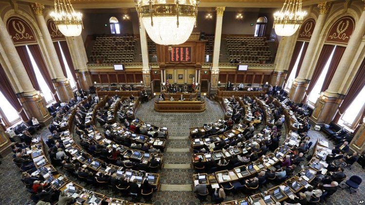 Legal Questions Regarding Iowa\'s Restrictive Abortion Law By ...