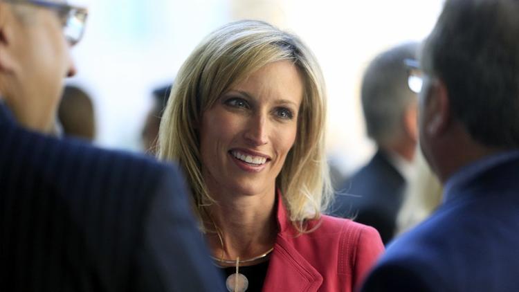 Kristin Gaspar (Photo by Union Tribune)