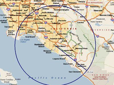 Orange County Political Map.Sanctuary State Politics Orange County S Identity Crisis By Nicky