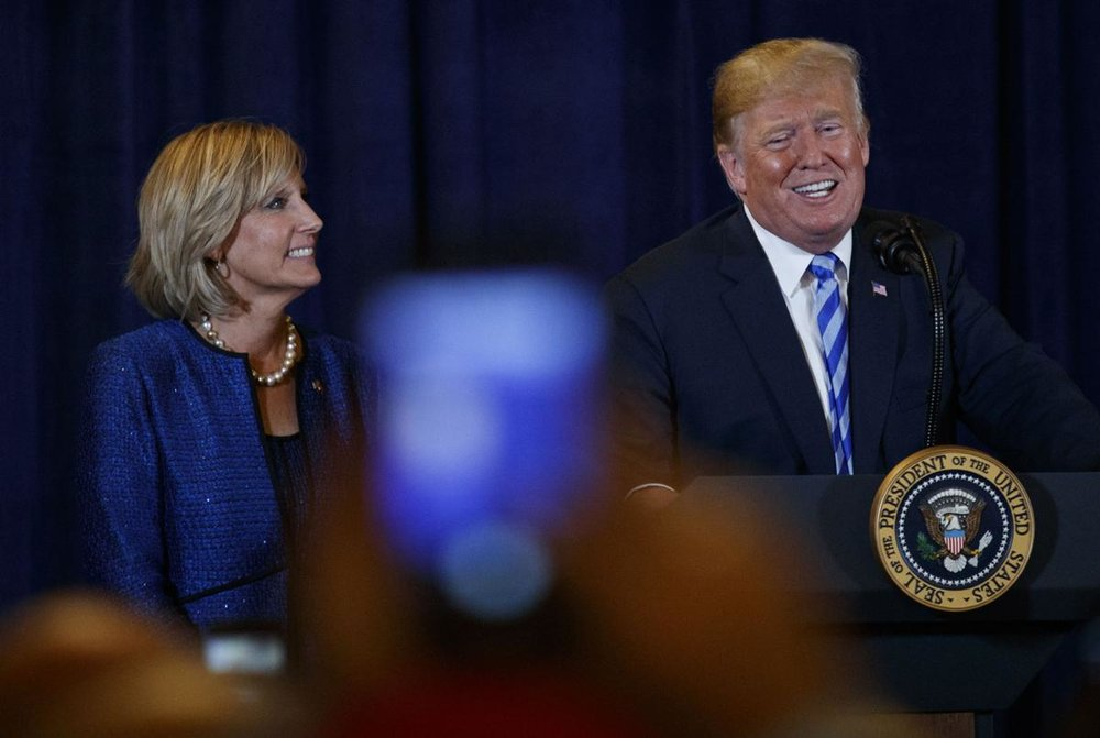Photo by Carolyn Kaster/AP
