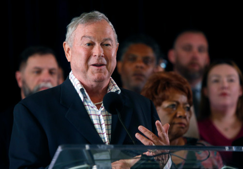 Photo of outgoing Rep.. Dana Rohrabacher. (Karl Mondon/Bay Area News Group)