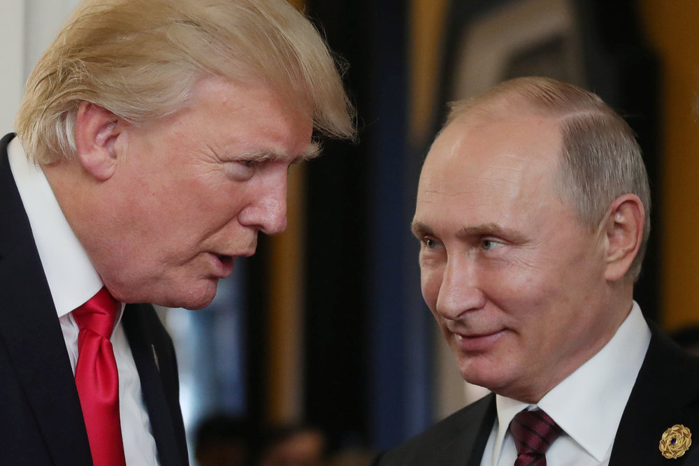Photo by Mikhail Klimentyev—AFP/Getty