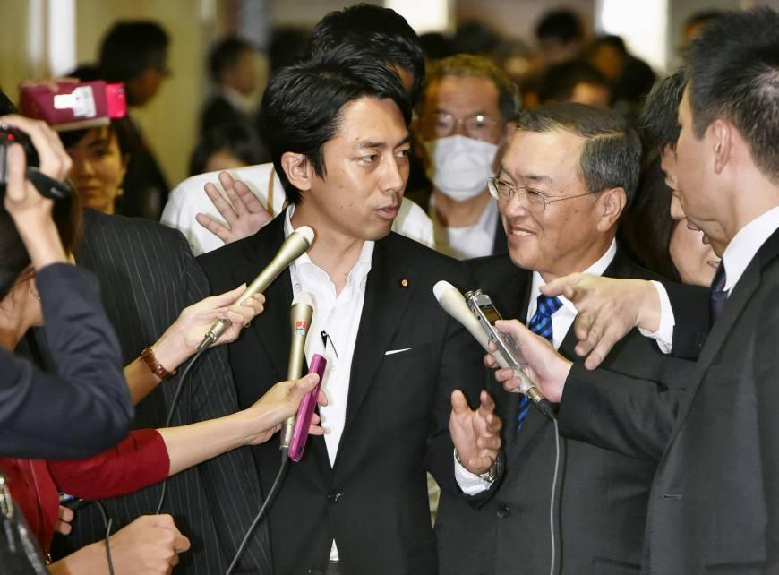 Photo by Shinjiro Koizumi/KYODO