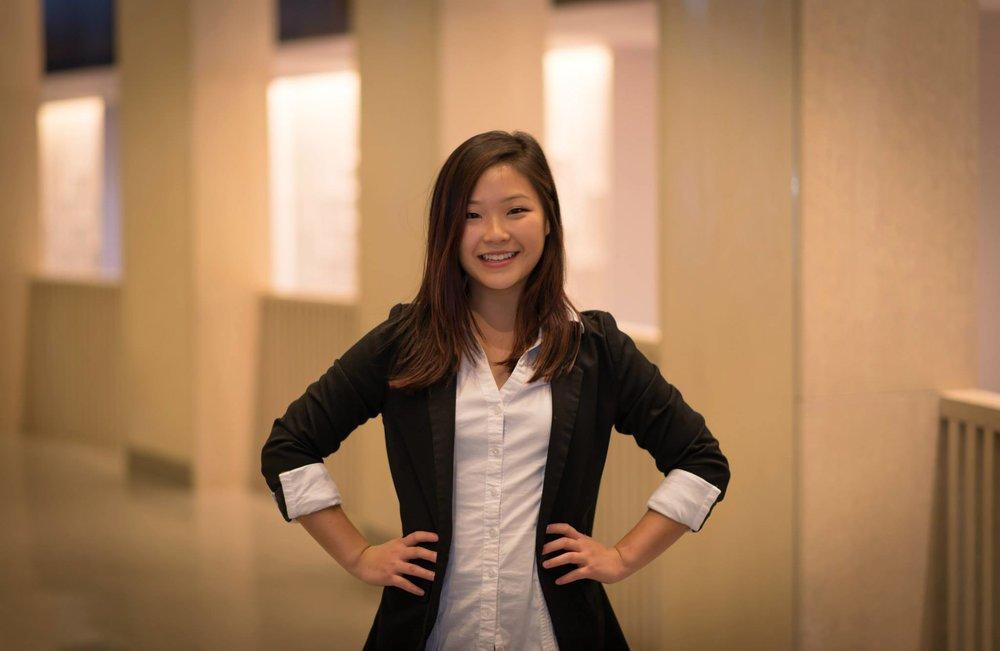 """#3 Sarah """"RoyaL"""" Sham  Singapore, Han Chinese"""