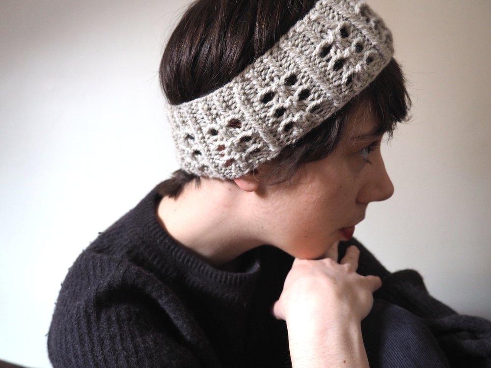 Ivoire Headband