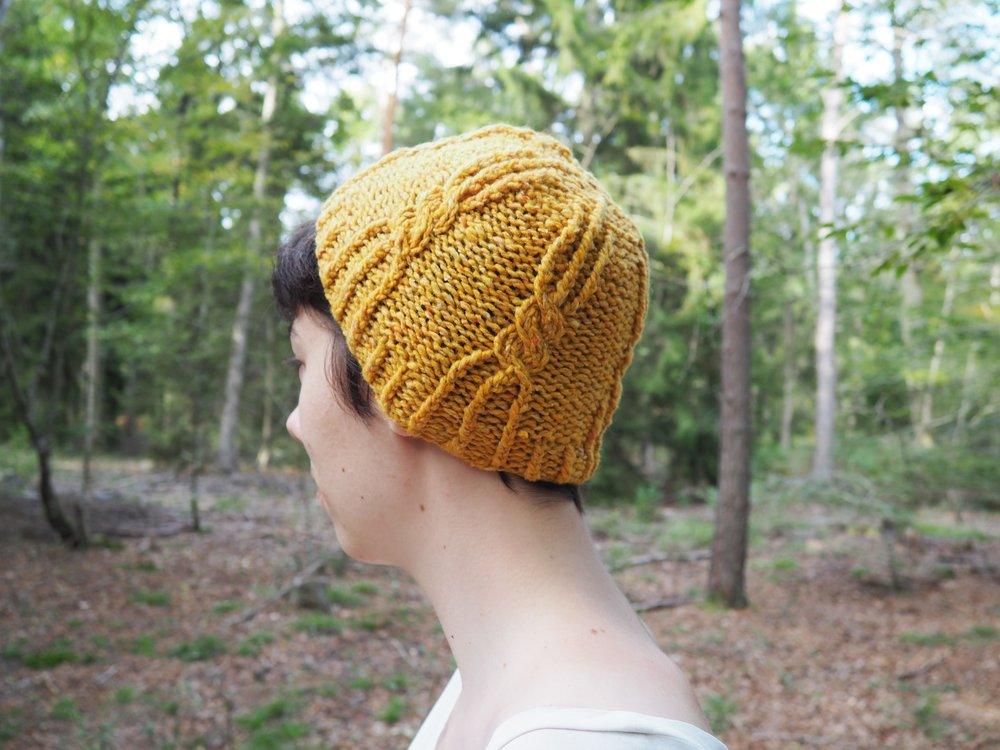 Wheat Harvest Hat