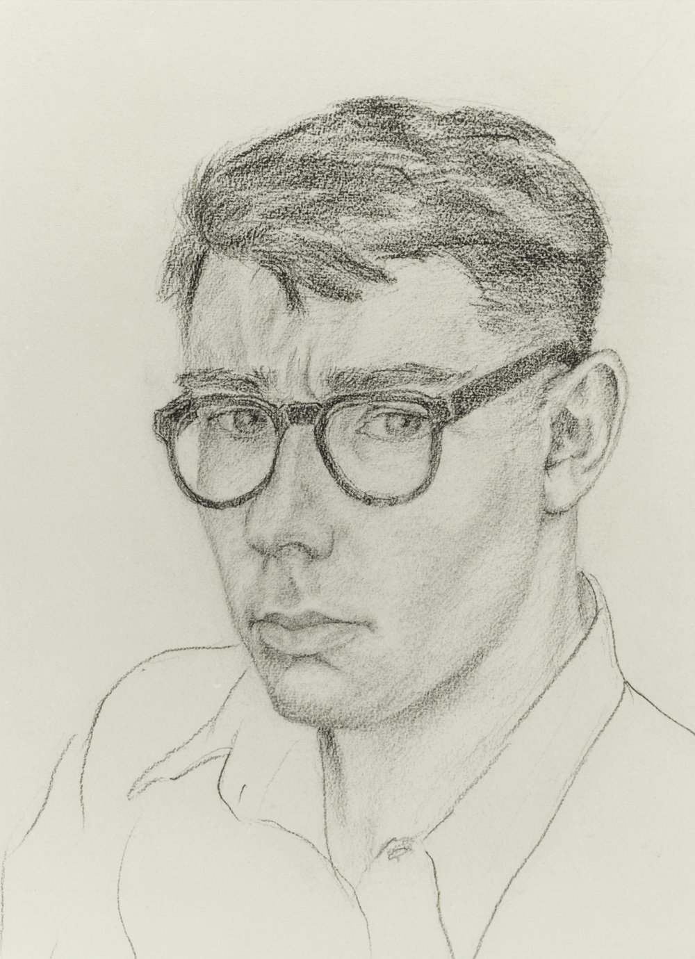 Sketch of Peter Eldershaw (1927-1967)