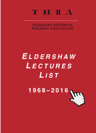 THRA_Eldershaw_Lecture_List
