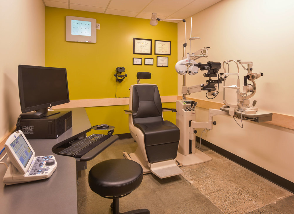 ICHS Optometry Clinic