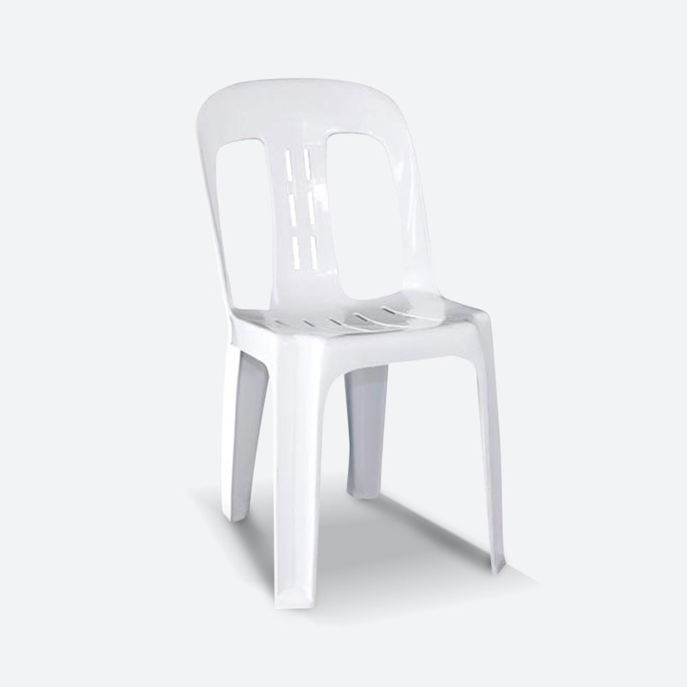 STACKING CHAIR  $2.90