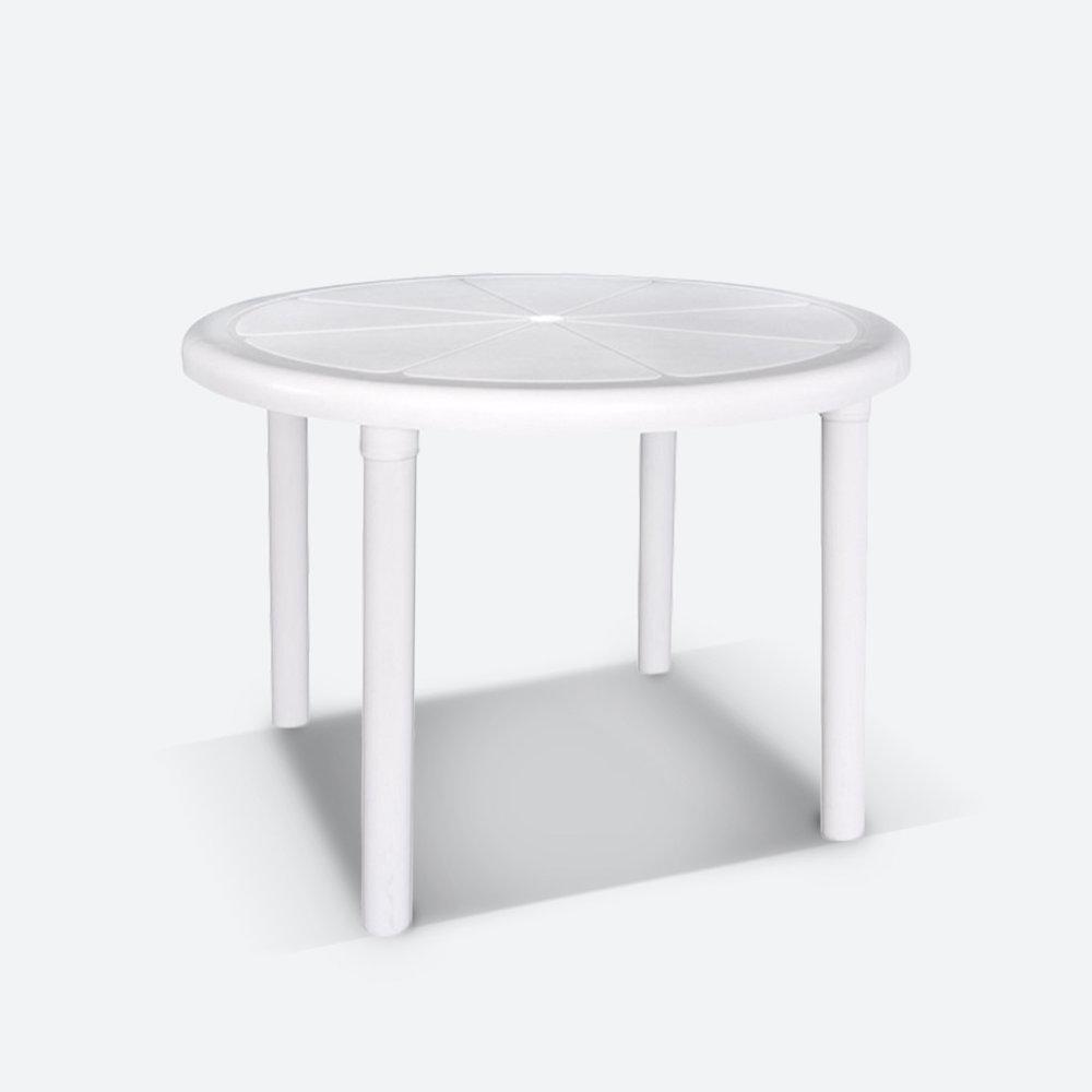 ROUND PATIO TABLE  $12.00