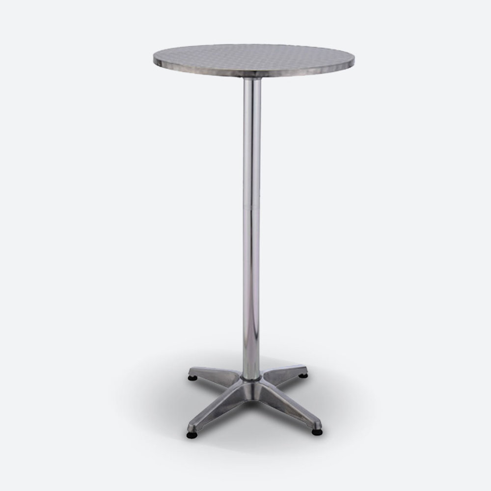 HIGH BAR TABLE WHITE  From $20.00