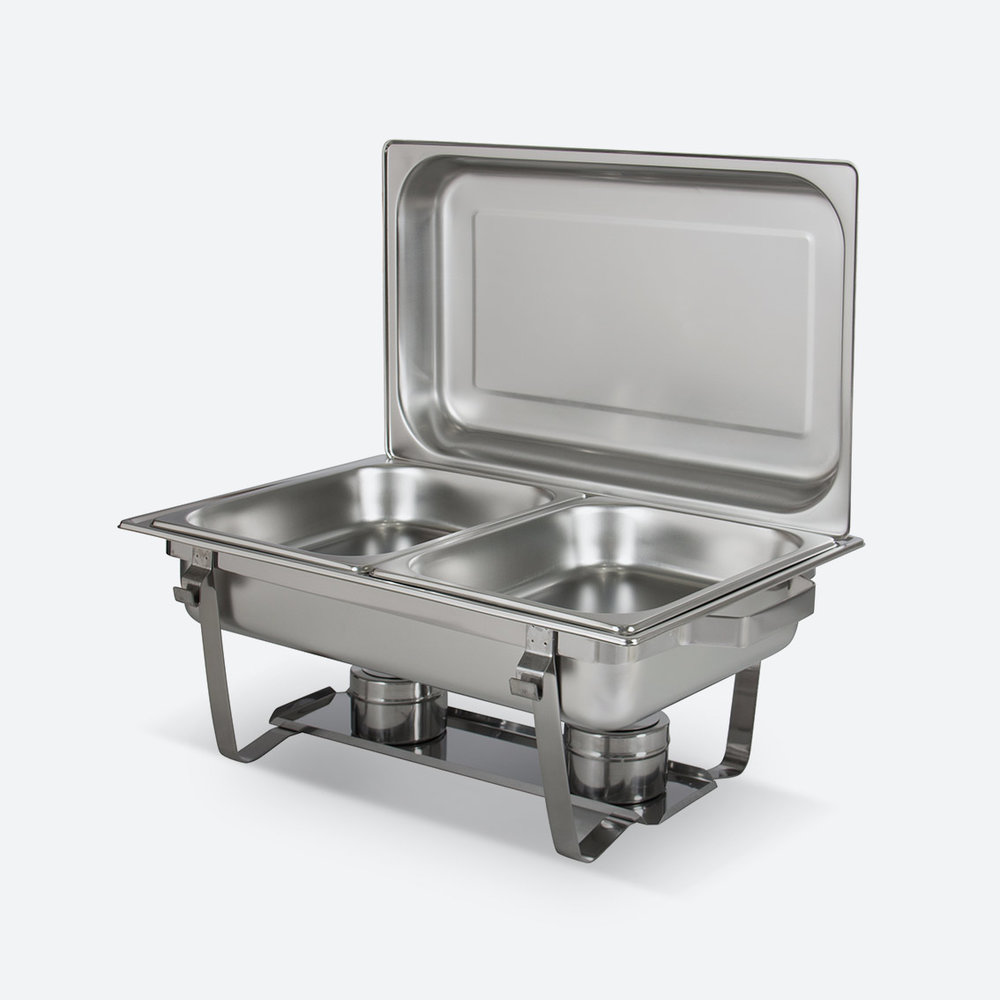 chafing dish double burner   $40.00