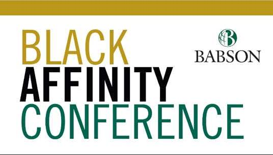 Babson Black Affinity Conference