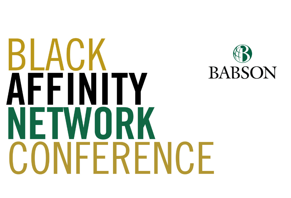 Babson Black Affinity Network Conference