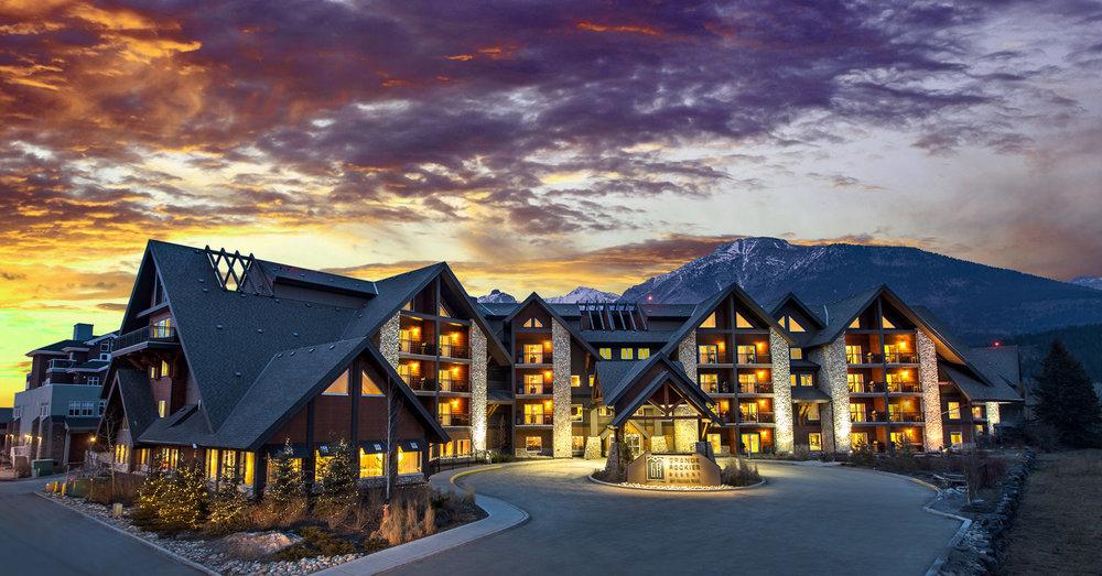 Grande Rockies Resort