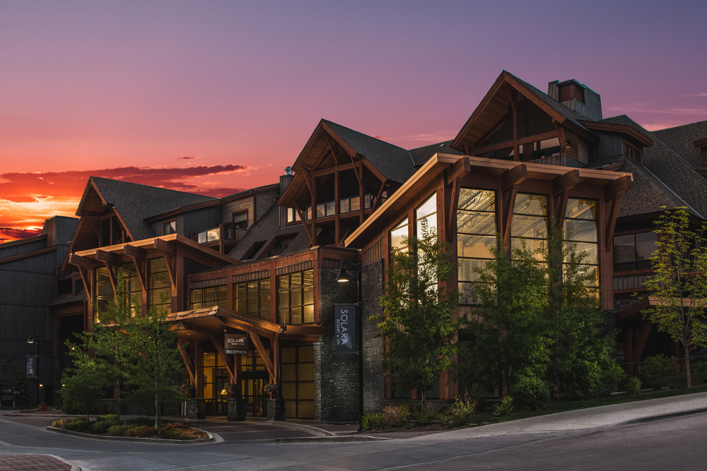 Solara Resort & Spa - Canmore, Alberta