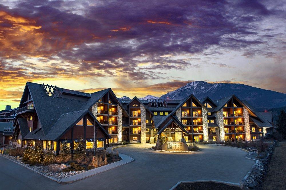 Grande Rockies Resort - Canmore, Alberta