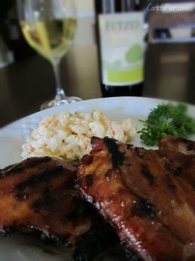 CaretoPair Hawaiian Chicken