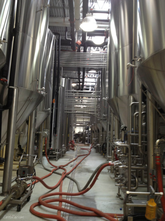 Dogfish Head Fermenters