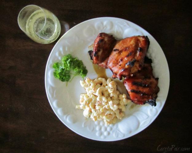 Hawaiian Chicken on CaretoPair.com