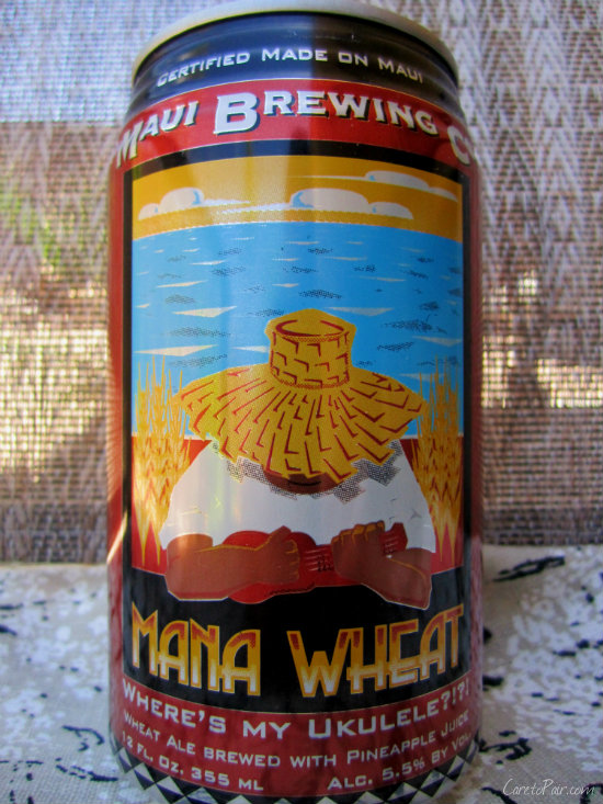 Mana Wheat with Mac Salad