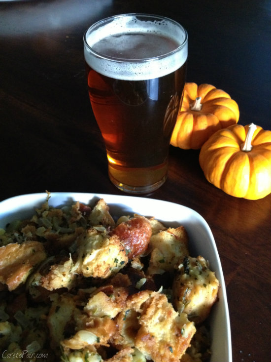 Beers to Serve at Thanksgiving |CaretoPair.com